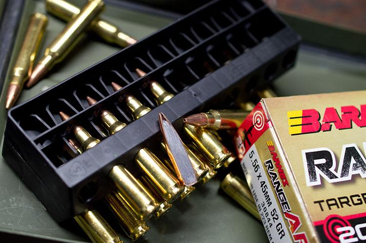Open tipped match bullet