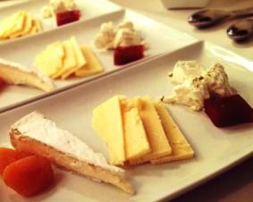 Brewer-Clifton Chardonnay & Pinot Noir cheese pairing in Santa Barbara Wine Country