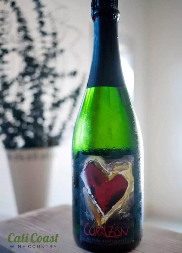 Clavo Cellars Paso Robles Sparkling Wine