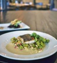 Crispy White Sea Bass - The Gathering Table at Ballard Inn by Liz Dodder3