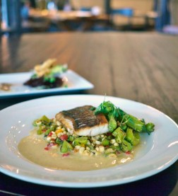 Crispy White Sea Bass - The Gathering Table at Ballard Inn by Liz Dodder3