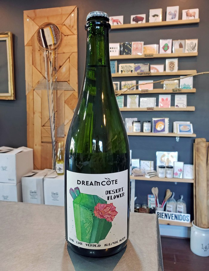 Dreamcote Sparkling Wine in Los Olivos, California