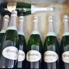Fess Parker Sparkling Wine: Fesstivity