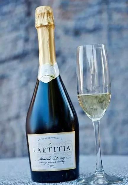 Laetitia Brut San Luis Obispo Sparkling Wine