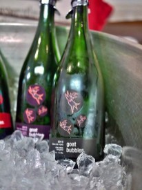Goat Bubbles: Santa Barbara Sparkling Wine by Flying Goat Cellars