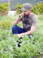 Villa Creek Chef Tim Veatch Field by Liz Dodder