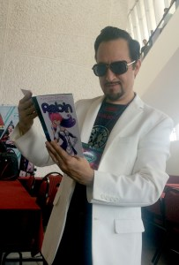 I made Tony Stark read Shojo