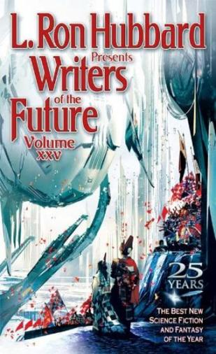 Writers of the Futre Volume XXV Cover