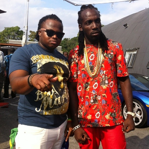 MILTON SAMMS AND MAVADO