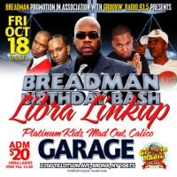 Breadman Party