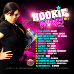 Hookie Party Graphics