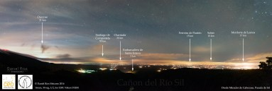 pano sil mirador noche calidade do ceo c