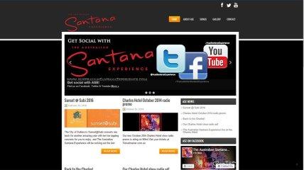 The Australian Santana Experience