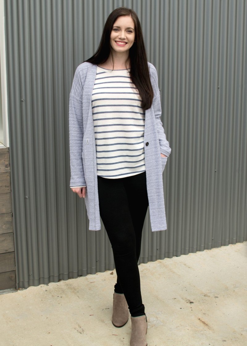 Jenny's Cable Cardigan 2