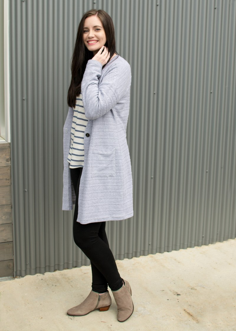 Jenny's Cable Cardigan 4