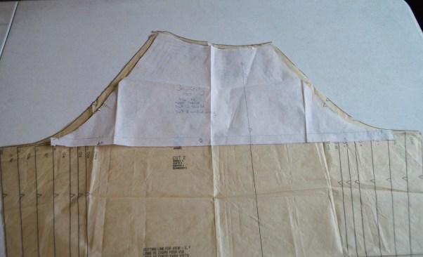 S1317 A mod pattern piece 2
