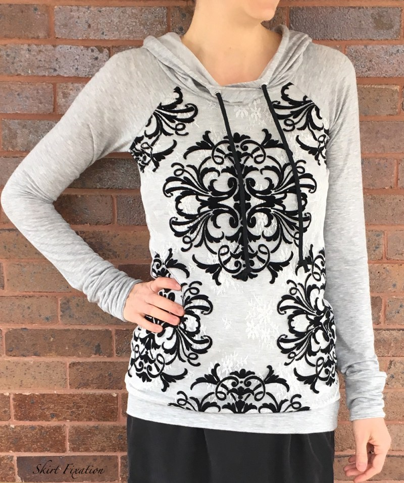 Fancy Sweatshirt 6