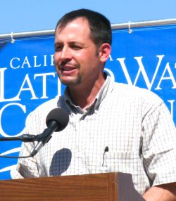 Central SJV Growers Frustrated Re: 100% Water Allocations in Northern California
