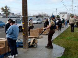 Upcoming Community Food Bank Distribution Sites