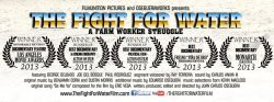 """Documentary Film """"The Fight for Water"""" premieres May 16 On Demand and at the Film's Website"""