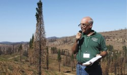 Fire recovery brings progress, frustration