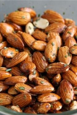Almonds belong in your diet
