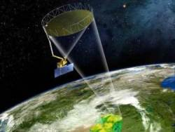 NASA satellite mission to help farmers and water managers