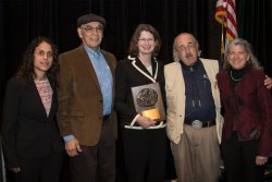 Allen-Diaz honored by range management professionals
