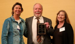 Zoldoske honored as state's Irrigation Person of the Year