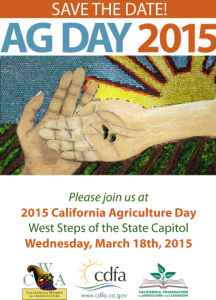 National Agriculture Week is Here
