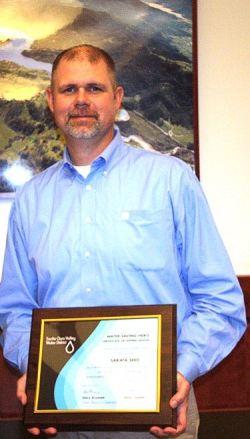 Sakata Seed America Awarded Title of 'Water Saving Hero'