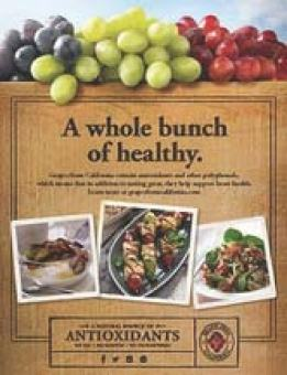 Table Grape Ad