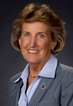 Sandra Witte, New Ag Dean at Fresno State