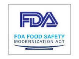 FDA, FSMA Food Safety