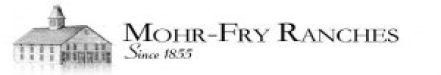 Mohr-Fry Ranches Logo, CAWG