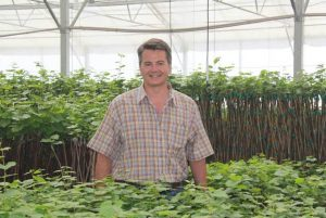 John Duarte, president of Duarte Nursery.