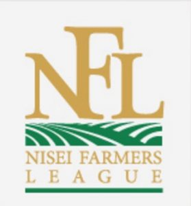 Nisei Farmers League logo