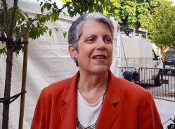 UC President Janet Napolitano Steps Down