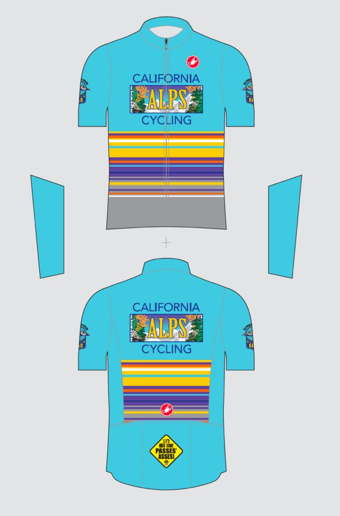 castelli jersey