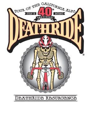 Deathride Resurgence Logo
