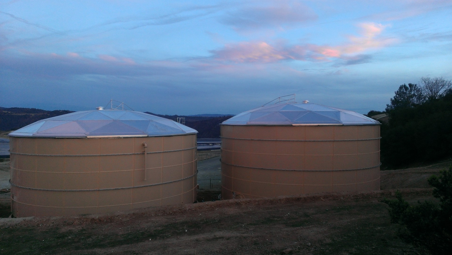 Angels Camp Water Tanks | California Aquastore,