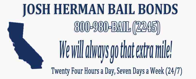 Josh Herman San Diego County Bail Bonds Header
