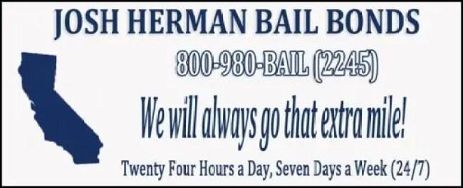 Los Angeles County Bail Bonds Card