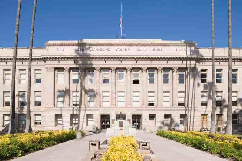 San Bernardino County Bail Bonds