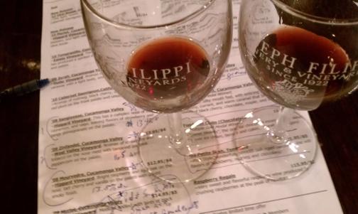 Phillippe Winery Inland Empire