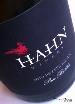 Hahn Bottle of Wine