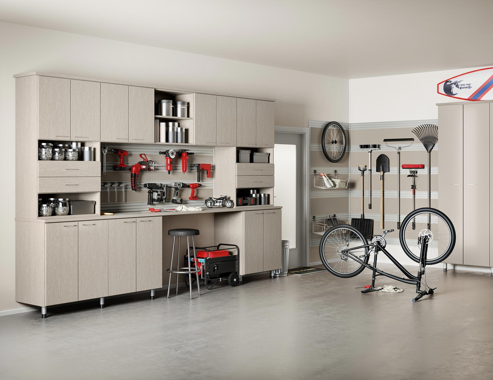 Garage Storage Cabinets Organization Systems California