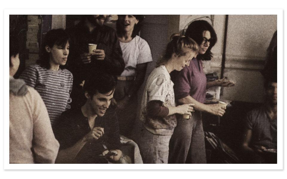 Painting Crew, 1981