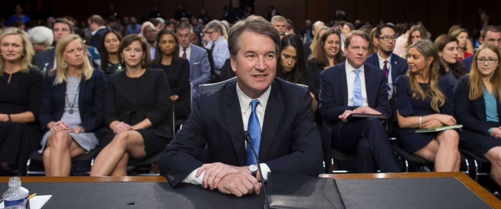 """Judge Kavanaugh Agrees that the Constitution Nowhere Describes Abortion as a """"Right"""""""