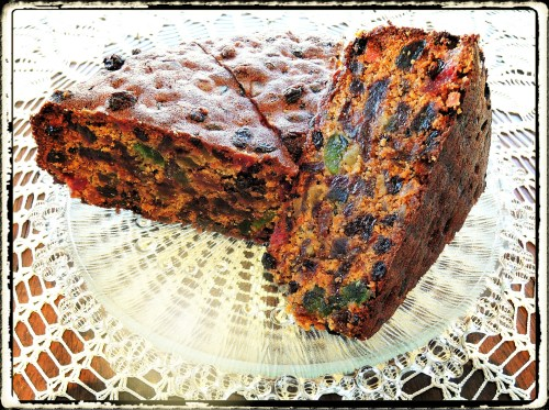Xmas Baking Recipe Christmas Rum Cake A La Merrill Lyew Emanuel